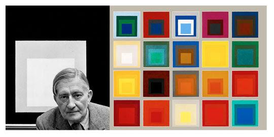 Resultado de imagen de <Josef Albers.