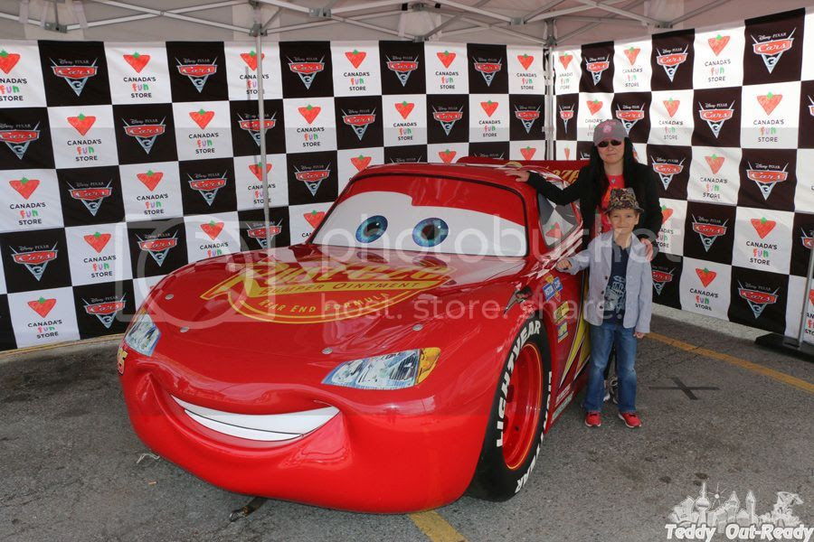 Lightning McQueen Toronto