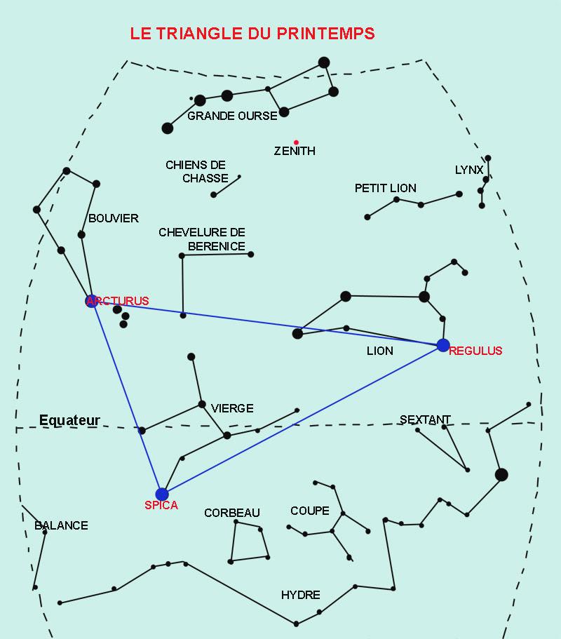 Astronomie En Bretagne Cartes Du Ciel