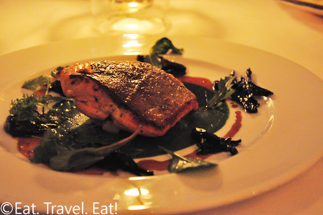 Oven Roasted Pacific Salmon no Flash