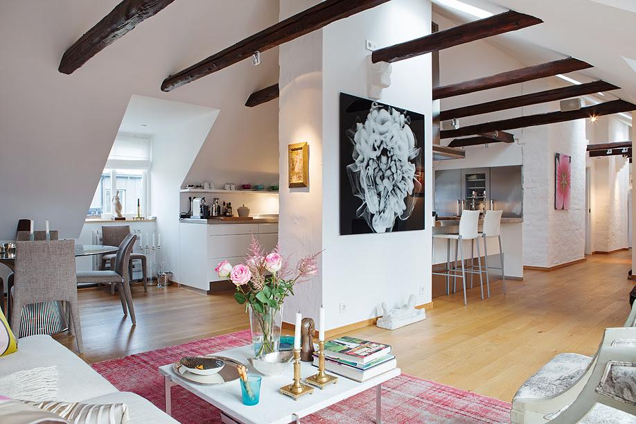 Apartamento em Estocolmo 4