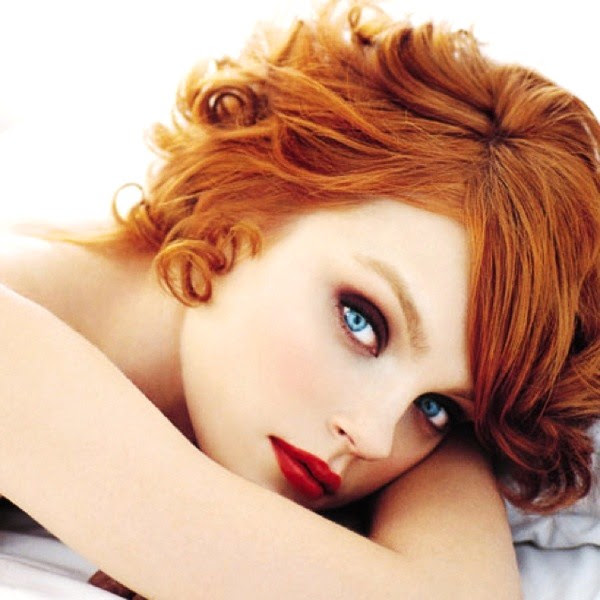 Makeup styles for redheads