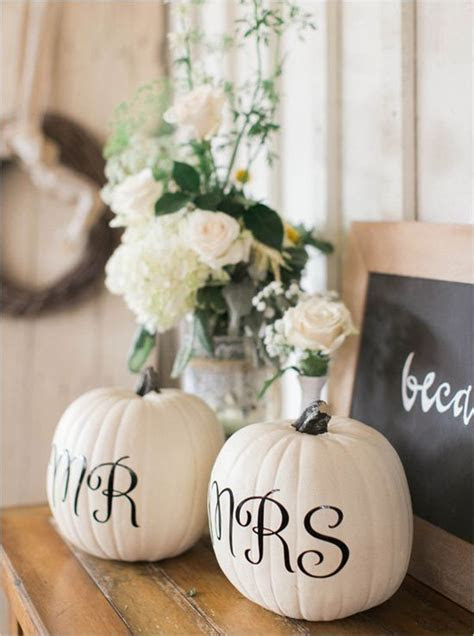 50 Fall Wedding Ideas with Pumpkins   Everything About