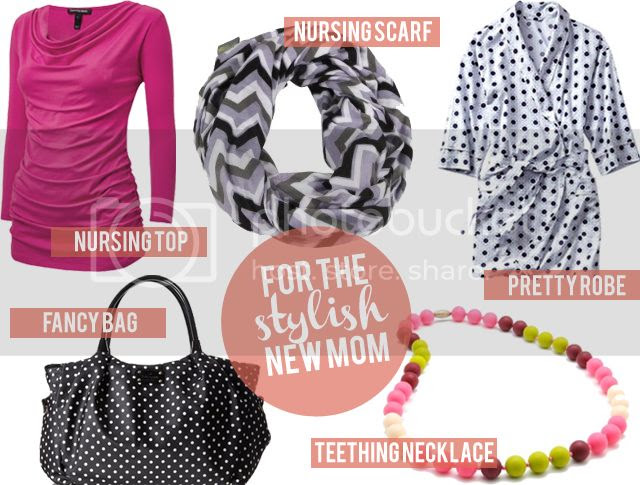 favorites for the stylish new mom