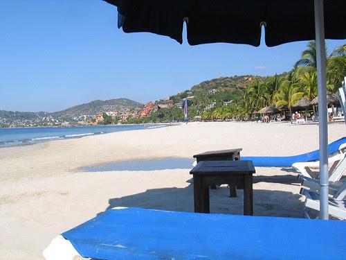 Beach, Mexico