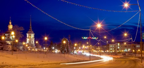 Автоквест «Ночной турист 2020» проедет по следам Деда Мороза