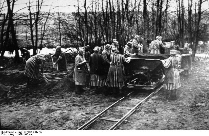 Ravensbrück, Konzentrationslager