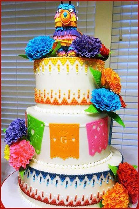 Best 20  Mexican fiesta cake ideas on Pinterest