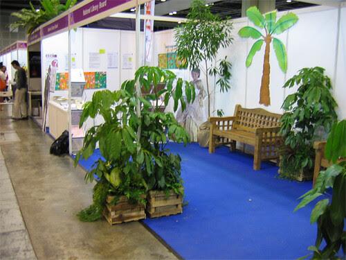 Singapore Garden Festival - Library outreach event