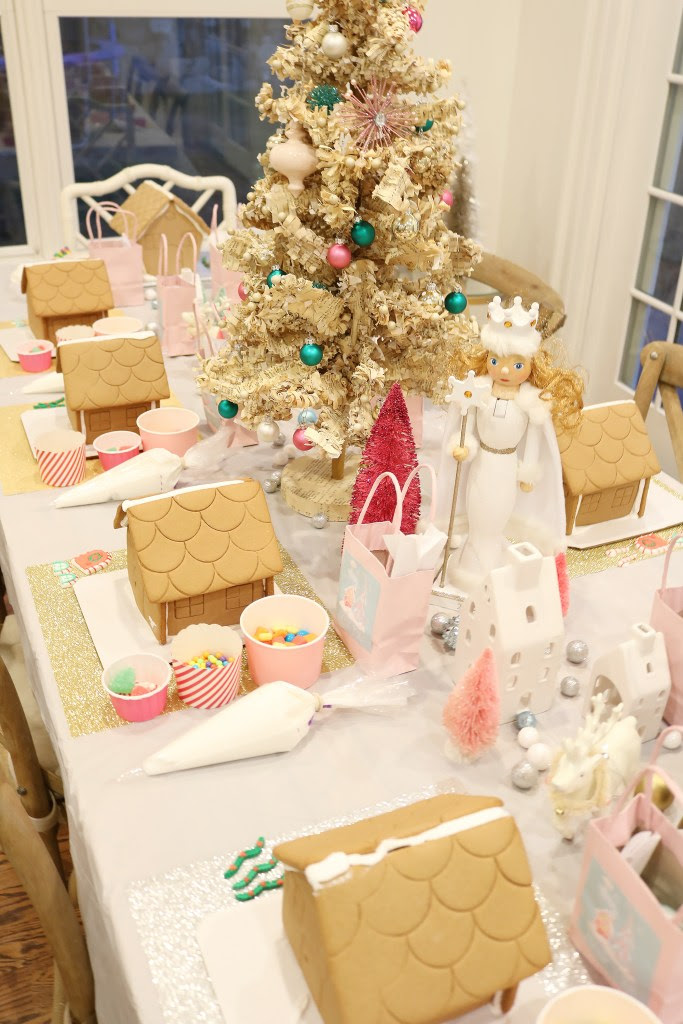 Gingerbread House Decorating Party Free Printables Darleen Meier