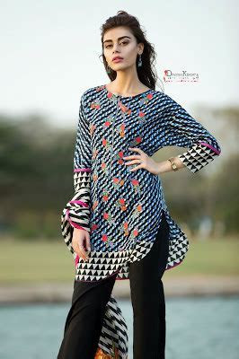 Latest Kurti Designs 2016 Fashion in Pakistan by Top Designers