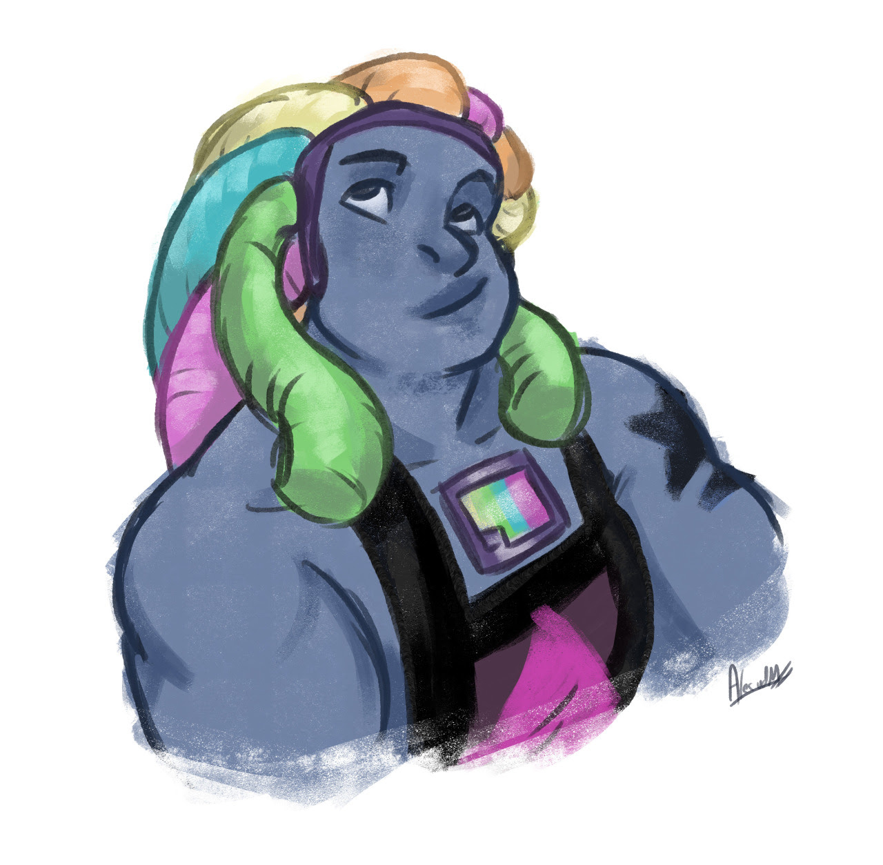 Bismuth warm-up~
