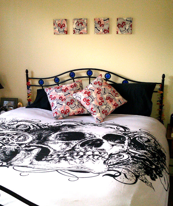 skull bedroom decor skull bedroom decor home design ideas essentials 13167