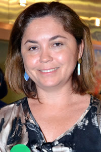 Prefeita de São João do Sóter, Luíza Moura da Silva Roch