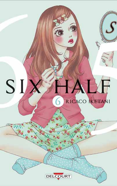 Couverture Six Half, tome 06