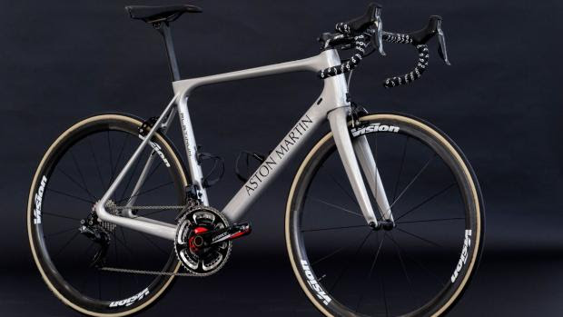 One S Aston Martin Storck Bikes Are Up For Sale Cycling Today
