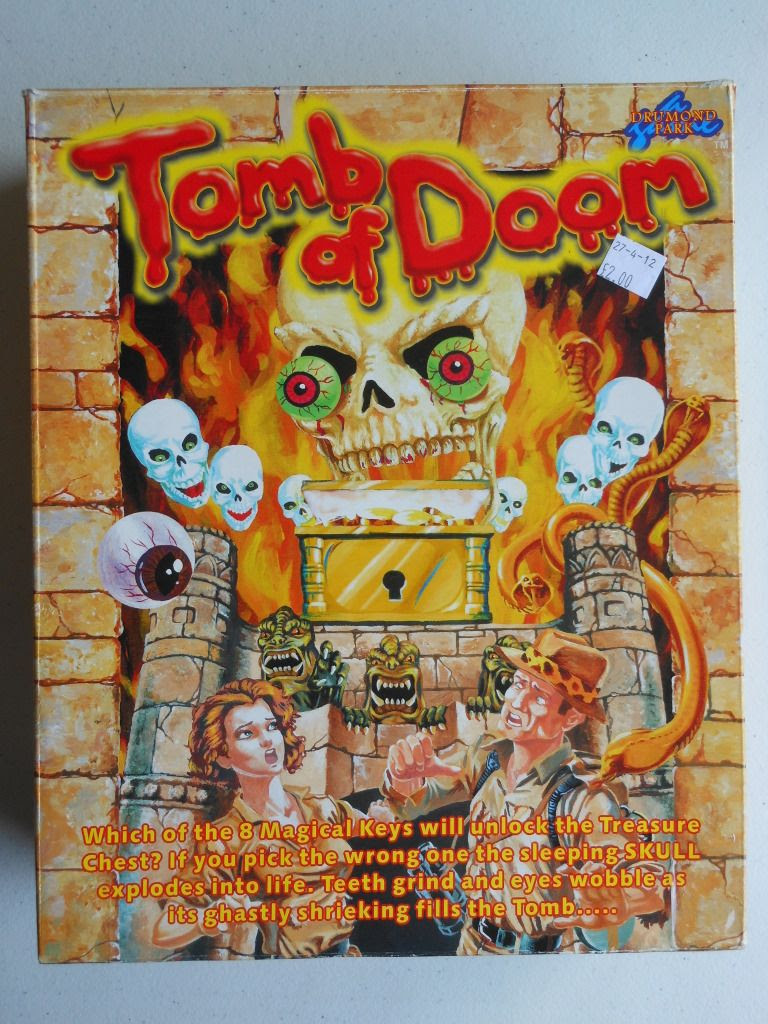 Toom of Doom box art