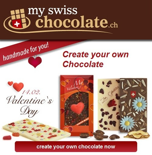 myswisschocolate.ch - Giveaway