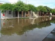 Chuva intensa provoca destruição no município de Crato