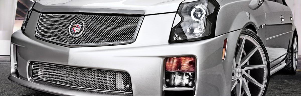 2005 Cadillac Cts Parts