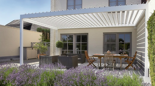 louvered roof algarve
