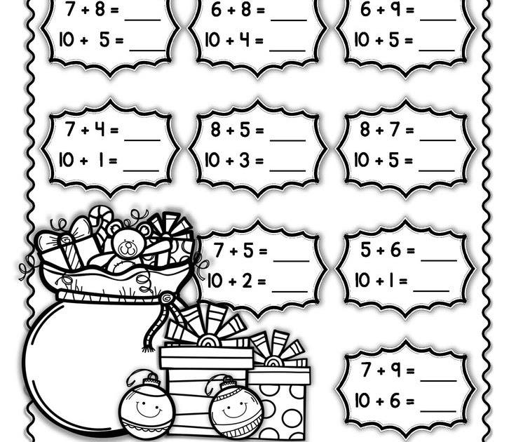 29 Make A Ten Strategy Worksheet - Free Worksheet Spreadsheet