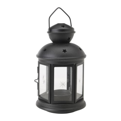 ROTERA Lantern for tealight - IKEA
