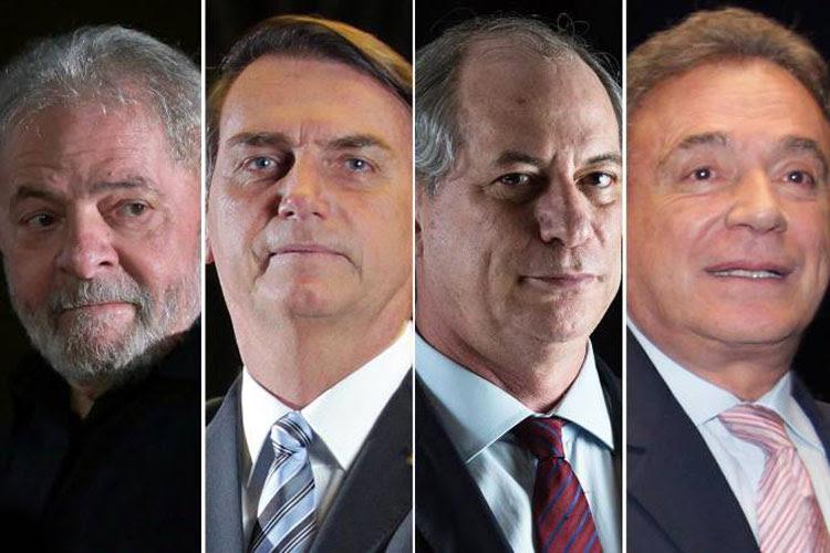 Resultado de imagem para presidenciaveis