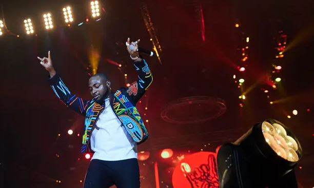 Image result for Davido Didn't Sell Out The O2 Arena – UK Media Scores Davido