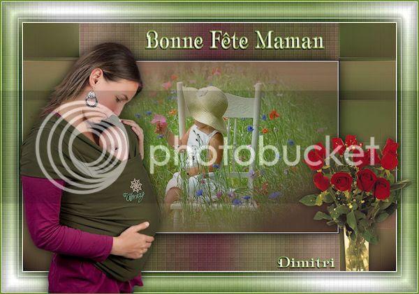 Dimitri- Bonne fetê maman by Animabelle