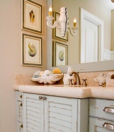 Beach Themed Bathroom Decor Beach Themed Bathroom Decor Ideas and Inspiration | Home Interiors