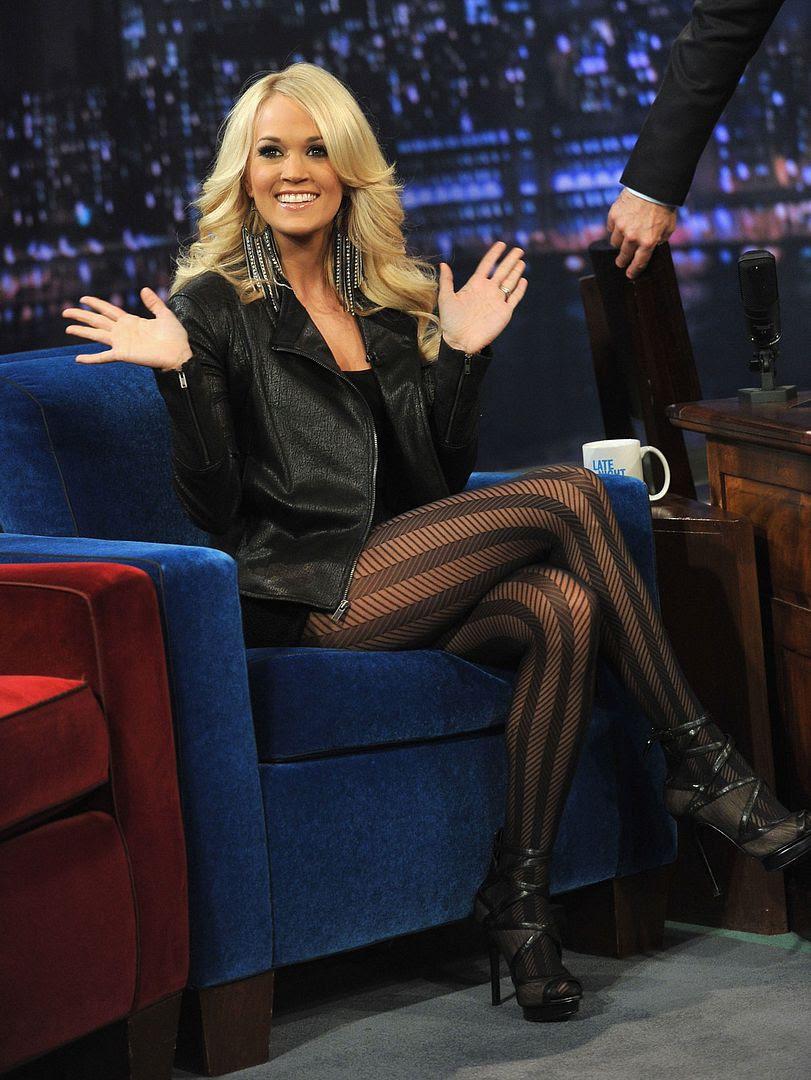 Jimmy Fallon (November 2012), Carrie Underwood