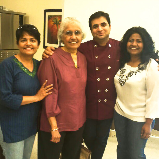 Culinary India, the chefs and instructors