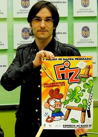 A revista «Fiz» convoca un premio de banda deseñada para escolares