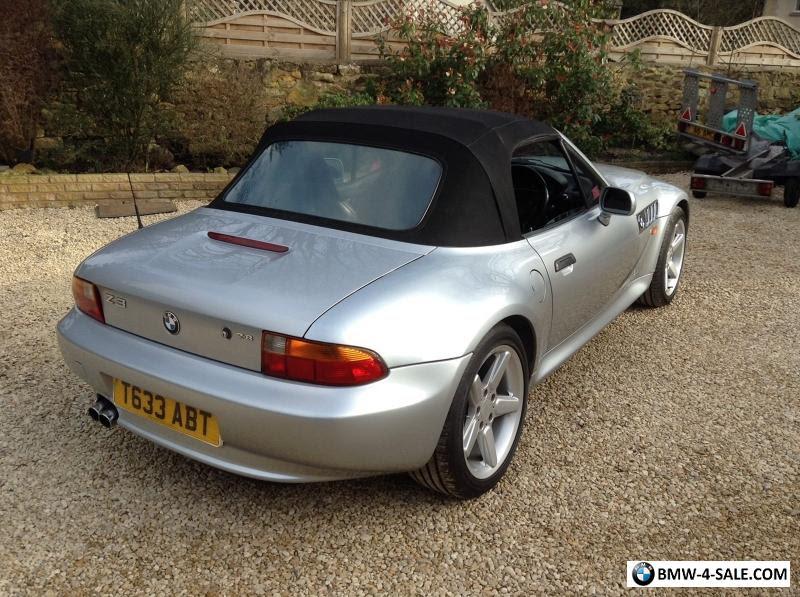 1999 Sportsconvertible Z3 For Sale In United Kingdom