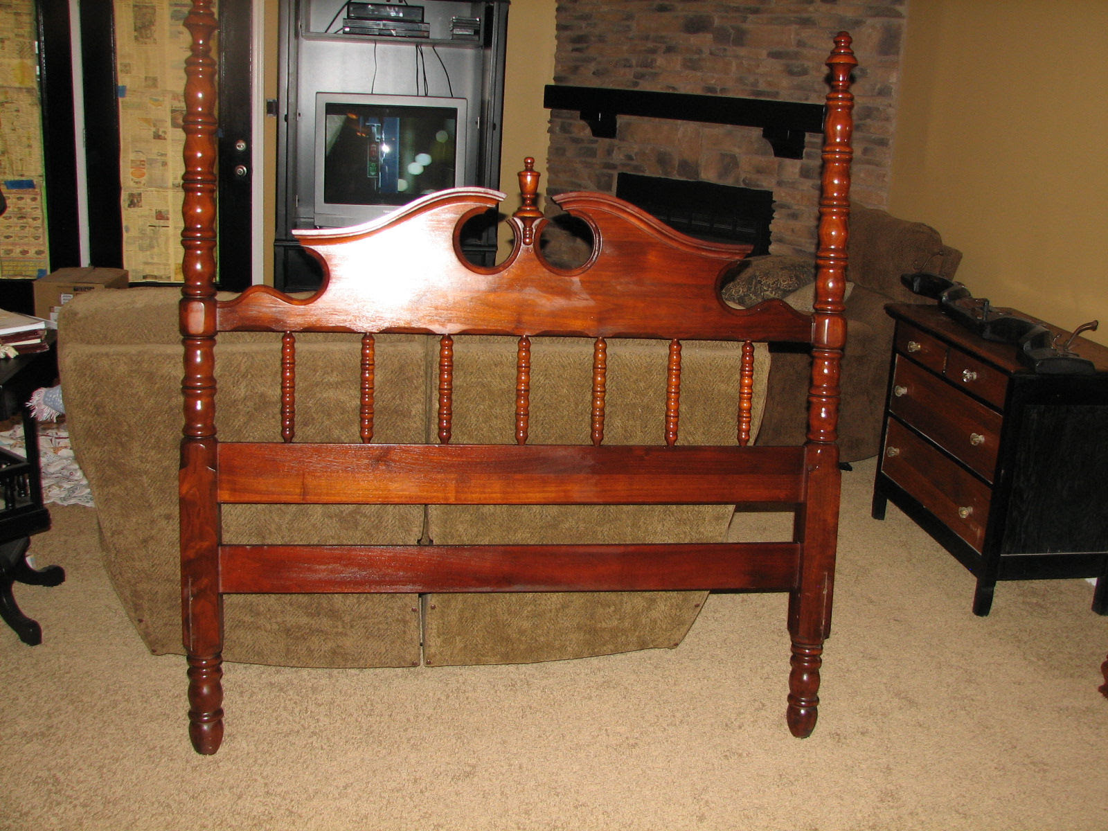Top Picture of Lillian Russell Bedroom Furniture | Richard Bibb