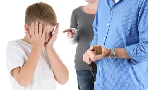 El castigo educativo: 5 errores a tener en cuenta