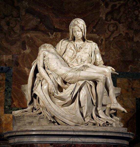 Ficheiro:Pieta de Michelangelo - Vaticano.jpg