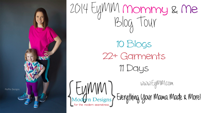 Piepie Designs  Eymm Mommy  U0026 Me Blog Tour