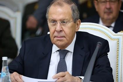 Глава МИД Франции рассказал о планах встретиться с Лавровым
