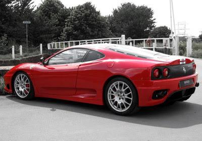 Ferrari 360 Challenge Stradale Sports Cars