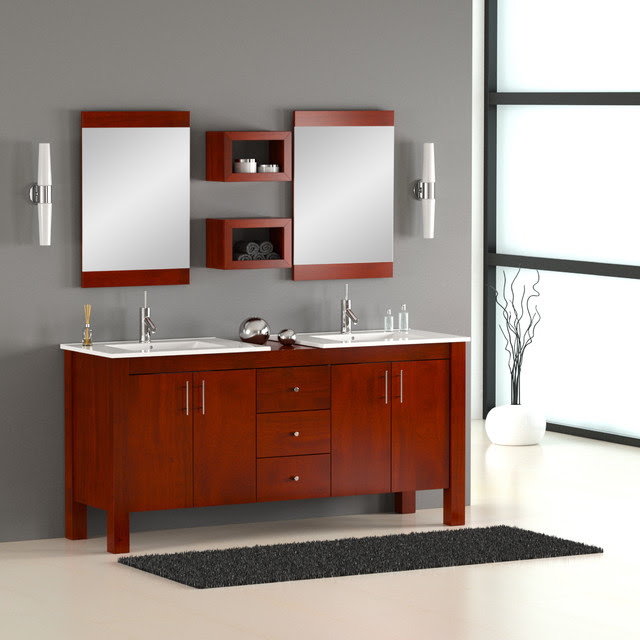 Culitvate Com Featured A Celia Bedilia Kitchen: Bathroom Double Sink Consoles