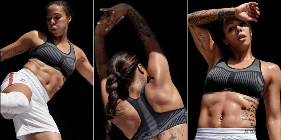 Nike Just Completely Redesigned Its Sports Bra