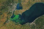Kok Bisa Alga di Danau Ini Tumbuh Seluas 250.000 Lapangan Sepak Bola?