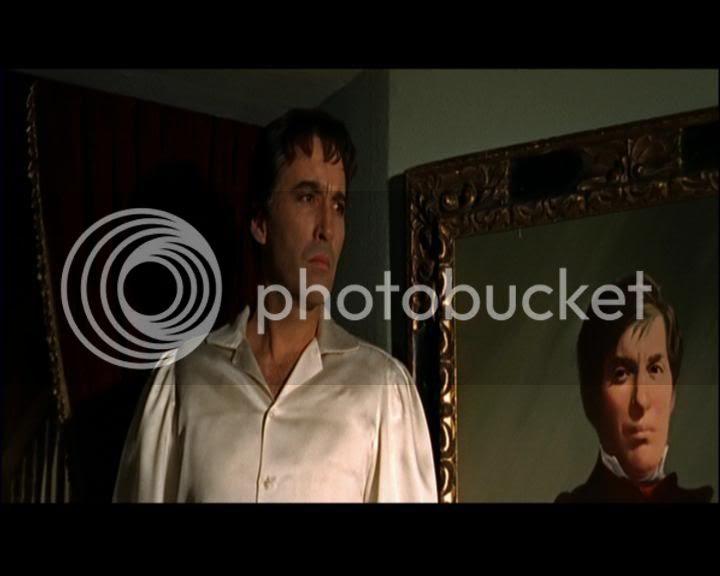 Christopher Lee as Darvas
