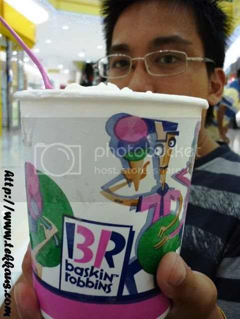 Baskin Robbin Ice Cream