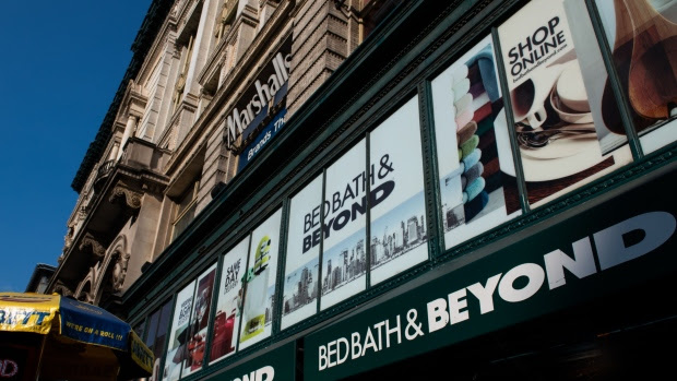 Bed Bath Beyond To Close 20 Per Cent Of Stores In Next Two Years Bnn Bloomberg