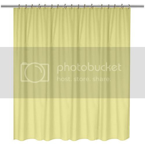Luxury Fabric Shower Curtain Liner | Bargain Bin Home