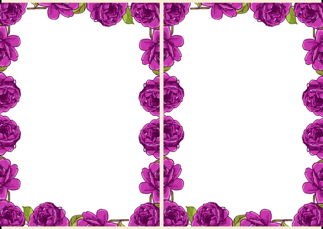 bunga frame bunga vintage png bunga frame bunga vintage png
