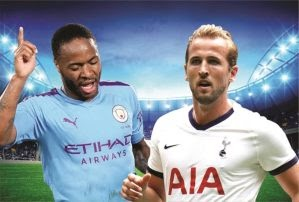 Tottenham Vs Manchester City: Confirmed Lineup Out
